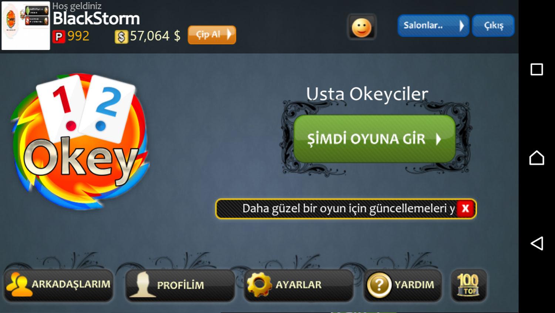 Okey Online